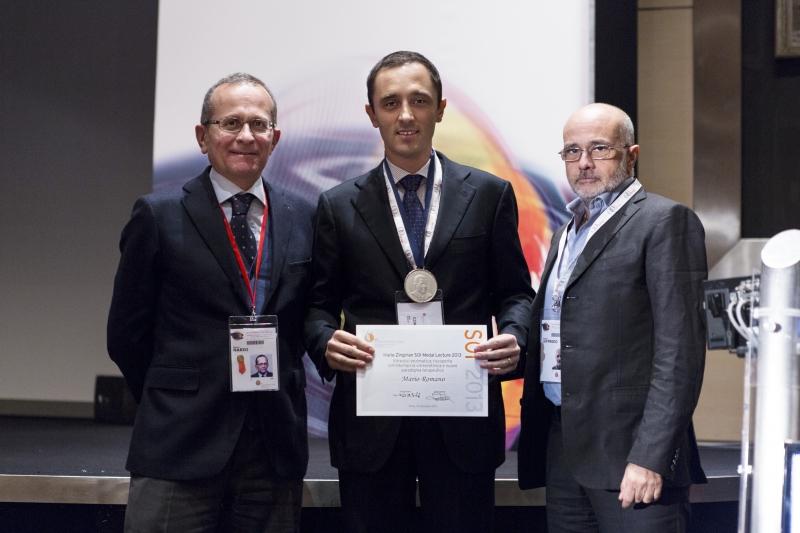 1.Romano Mario - Mario Zingirian SOI Medal Lecture 2013